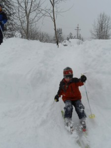 got snow 116